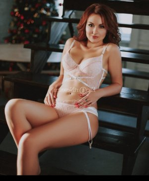 Elke live escort in Montebello, thai massage