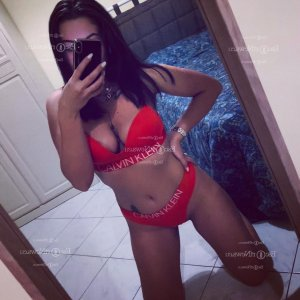 Emillienne escort girl in Saginaw, massage parlor